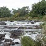 Caprivi Popa Falls